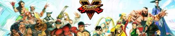 Super Street Fighter Series
