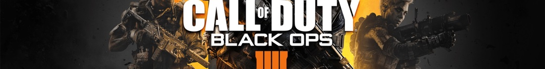 Call Of Duty Series: Black ops 4 - IV