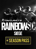 Tom Clancy's Rainbow Six: Siege Season Pass 2 years (Global)