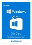 Microsoft Windows Store Gift Card