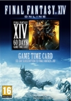Final Fantasy XIV: A Realm Reborn (Global/EU) - 60 days time card