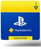PlayStation Network Card Plus (EURO ZONE)