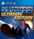 DC Universe Online Ultimate Edition - PS4 (Digital Code)