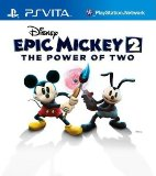 Disney Epic Mickey 2: The Power of Two - PS Vita (Digital Code)